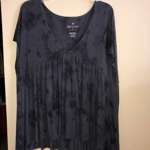 american eagle soft blouse (MEDIUM & worn 3 times)